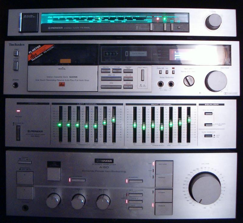 Descrizione di un attimo - Impianto stereo da camera ...